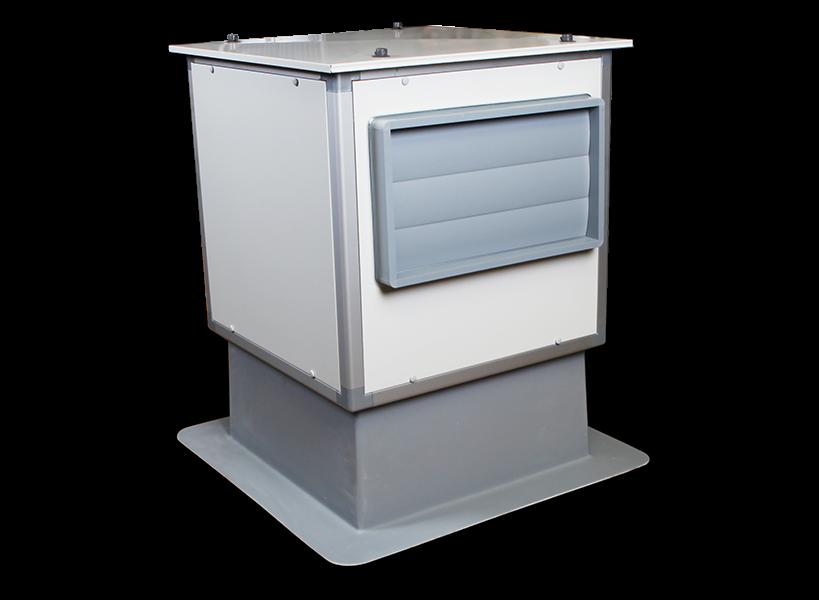 Belüftungssysteme Airovent Klimatechnik DAC