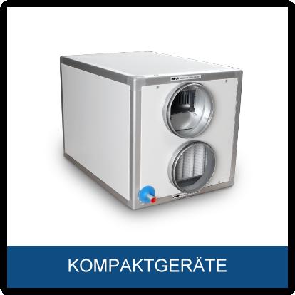 airovent Kompaktgeräte für lüftungs und klimatechnik