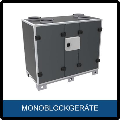 airovent monoblockgeräte für lüftungs und klimatechnik